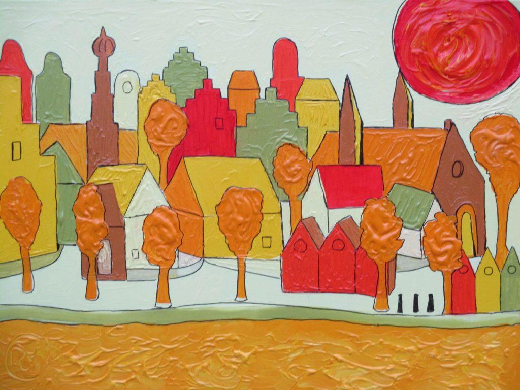 amsterdam-geel-oranje