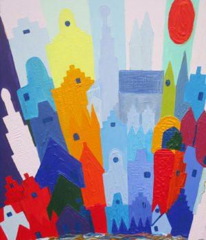 Schilderijen<br>2011-2018